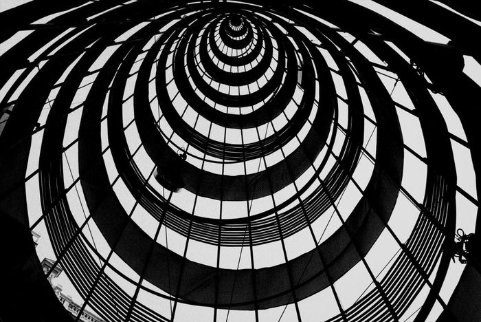 Geometric Abstraction Urban Geometry Lets Gaudi Change your Change Your Perspective