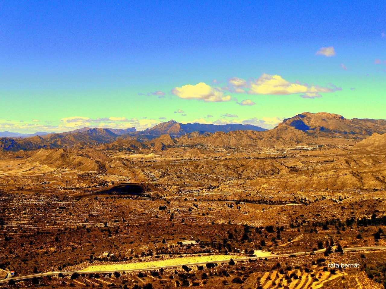 mountain, nature, beauty in nature, scenics, landscape, tranquil scene, tranquility, mountain range, outdoors, no people, day, physical geography, sky, arid climate