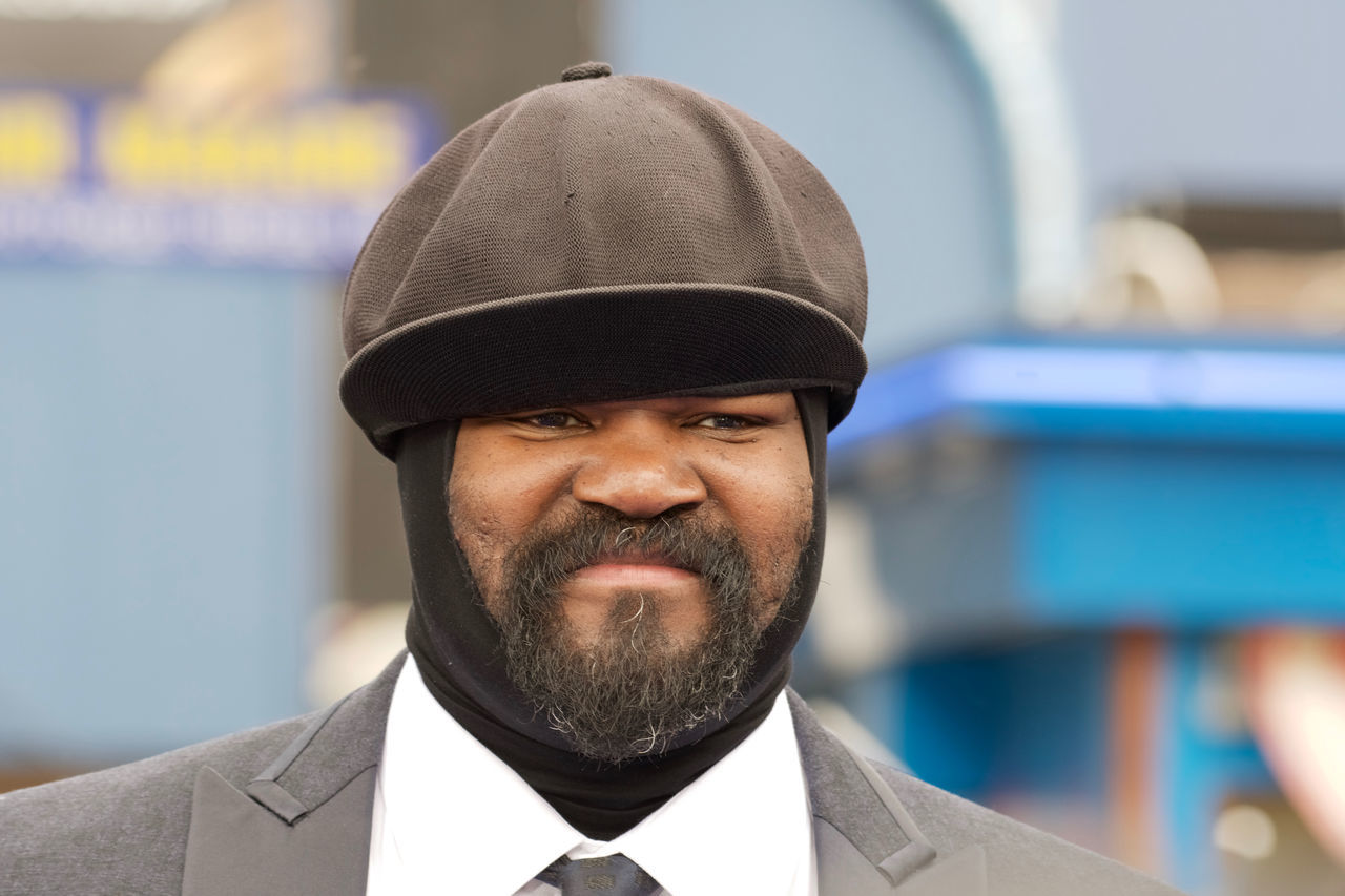 Gregory Porter Actor American Artist Artist On Stage At The Ceremony Before The Ceremony Gregory Porter Jazz Music June 15, 2017 Outdoor Photography Polar Music Prize 2017 Singer  Songwriter Stockholm, Sweden Won Grammy Award 2014 Won Grammy Award 2017