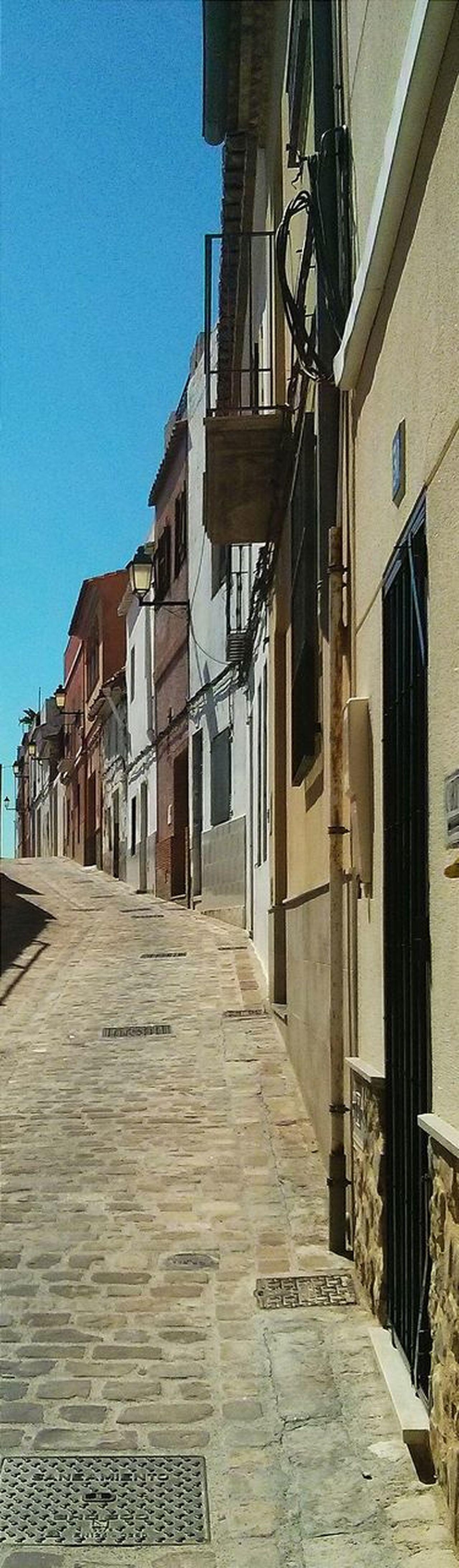 Sagunto Sagunto Spain🇪🇸 Valencia, Spain Old Town Architecture Pueblos De España Outdoors No People Day Building Exterior València
