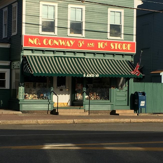 Once Upon A Dime Fiveanddime Nostalgia New Hampshire North Conway Old School Old Fashion Yesteryear  Q Quaint