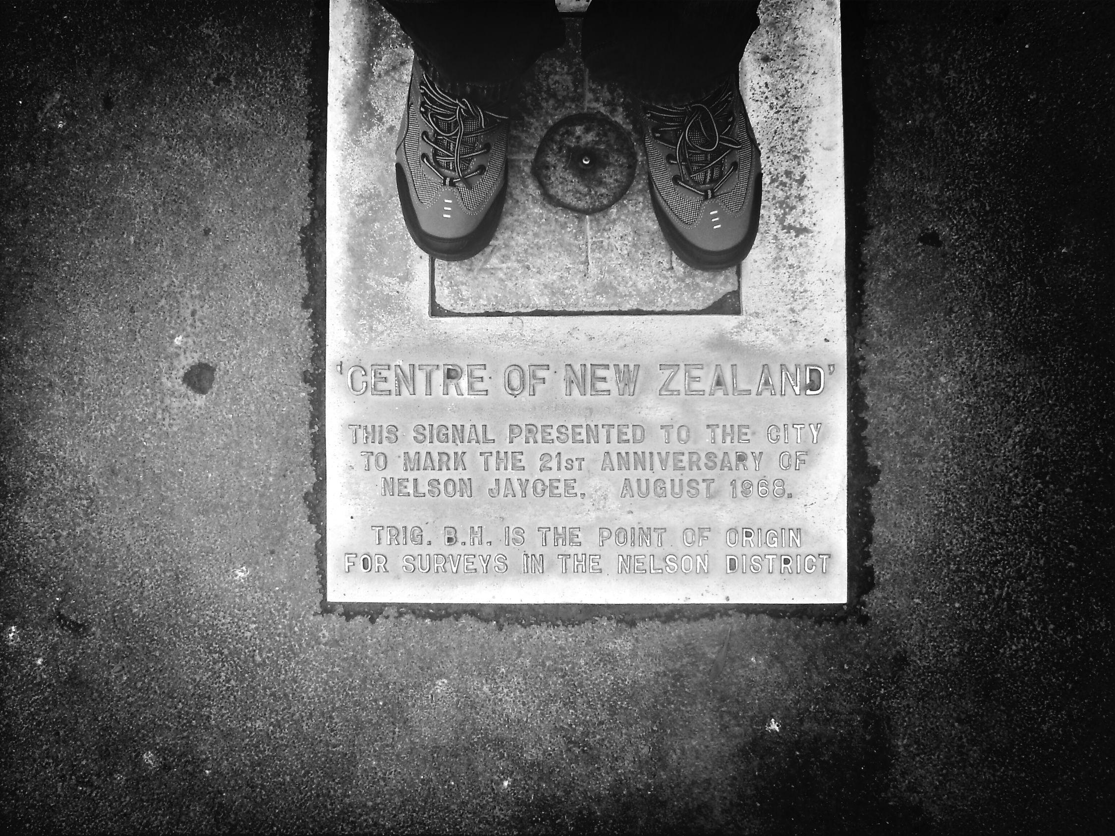Center Of New Zealand Nelson New Zealand Botanica Hill