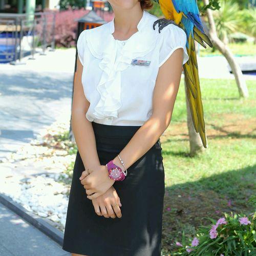 Working Havingfun Papagei Clothes