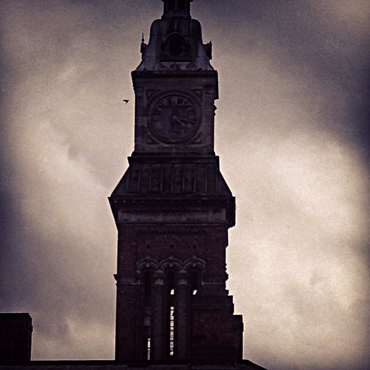 The old psychiatric hospital @ St Crispins ...... Beautiful clock tower Clock Tower