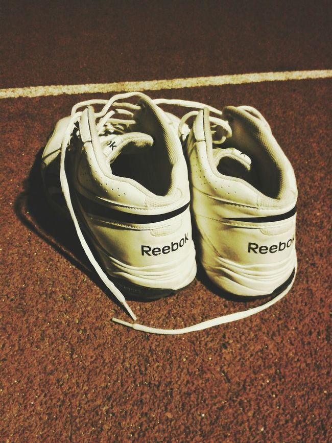 You should not leave your partner behind KingRusselPhotography Reebok Phoneography