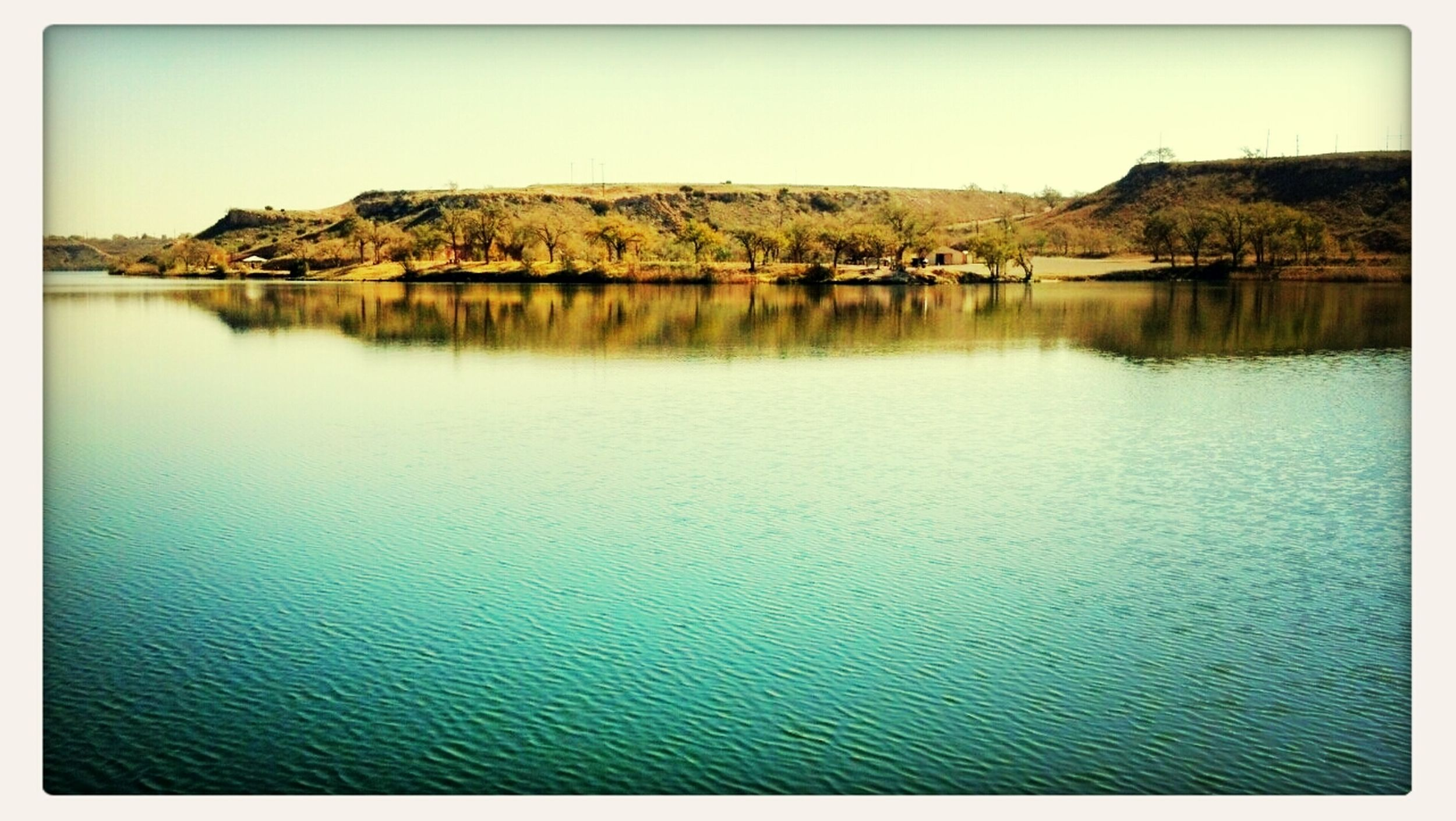 so peaceful Lakebuffalo Lake Hanging Out