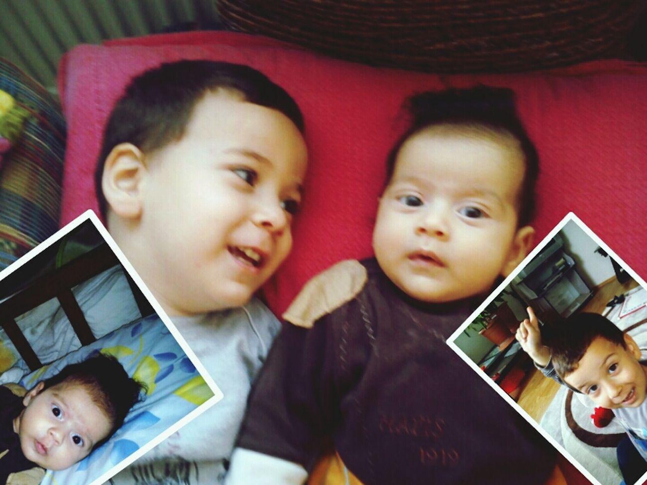 My Lovely Nephews :))