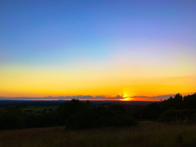 #sunset #at #barr #beacon #barrbeacon #landscape #scenary #scenery #taken #on #my #iphone6splus by @jg.photography.official Sunset Sunset_collection Beacon Landscape Landscape_Collection Landscape_photography Scenery Scenery Shots IPhoneography