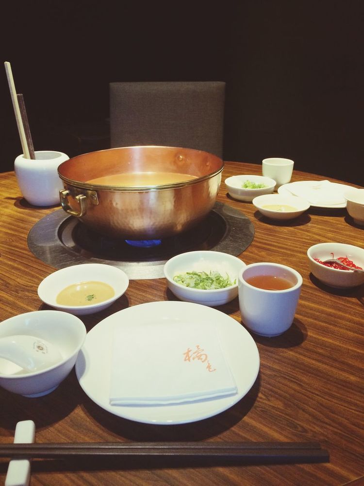 Hot Pot Yummy Private Room Date Lovely
