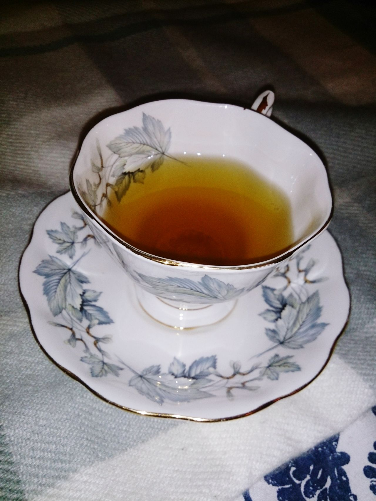 Photographic Memory Camomile Tea