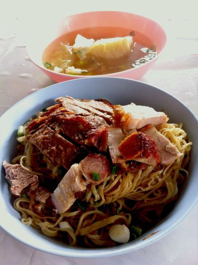 Show Us Your Takeaway! Noodles Roastduck Roastpork Soup Chinese Food Dishes Thailand Street Food Worldwide