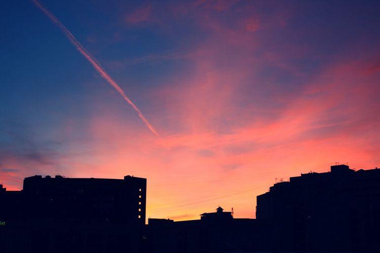 from my window)) i think it's amazing)