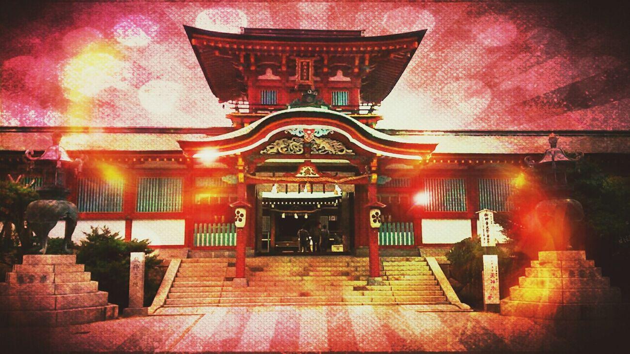 Japan Beautiful ♥ Houfu Temple