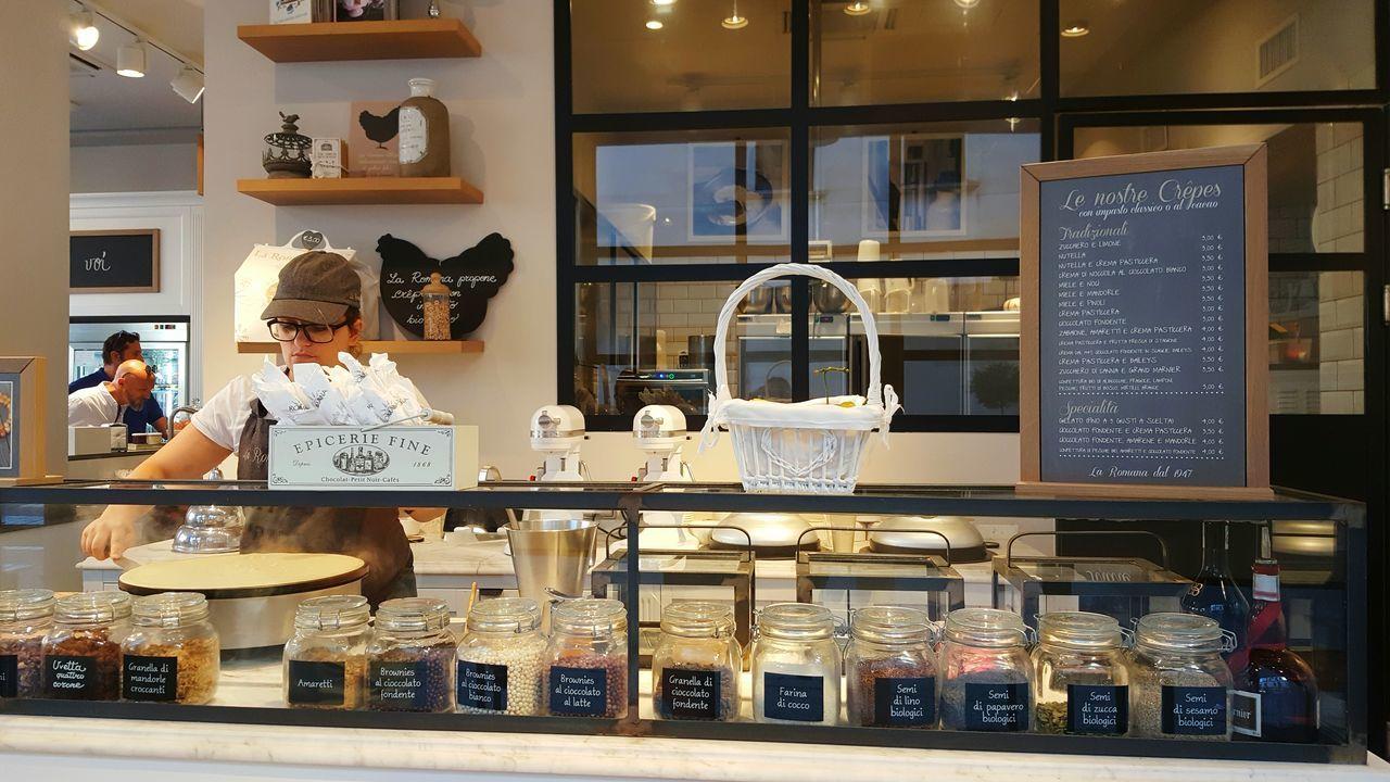 Gelateriaromana Creps De Chocolate Treviso Italygram Sofi🦄 Fotografia 43GoldenMoments Sammer