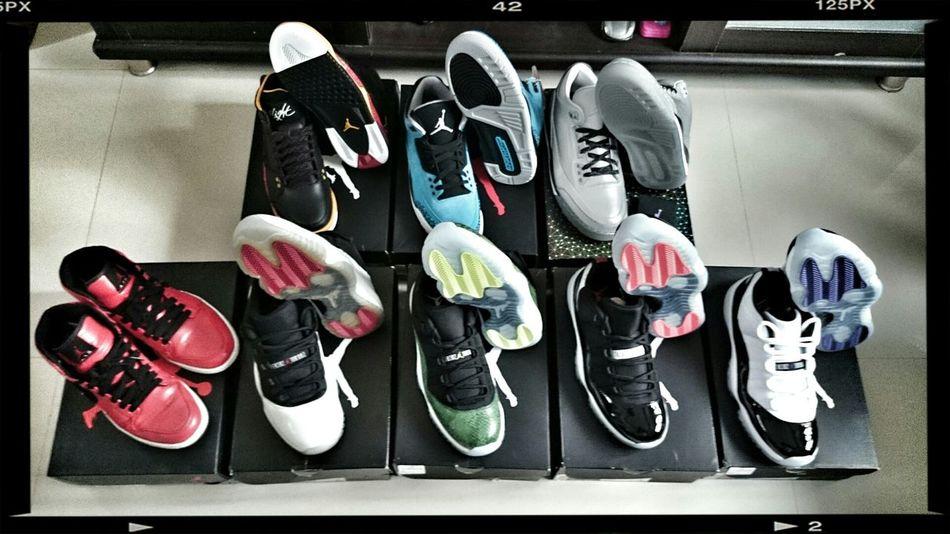 Noedit #nofilter #notneeded Jumpman23 Snkrfrkr #sneakerhead #solecollector #solecheck #solecontrol #solecontrolfam #kicksology #kixnation #walklikeus #lacebag #sneakersociety #sneakerporn Airjordans
