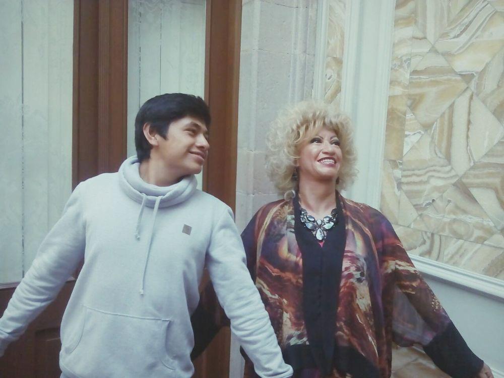 Singer  Celia Cruz Museodecera Funny Fue una gran día :') Was a great day :')