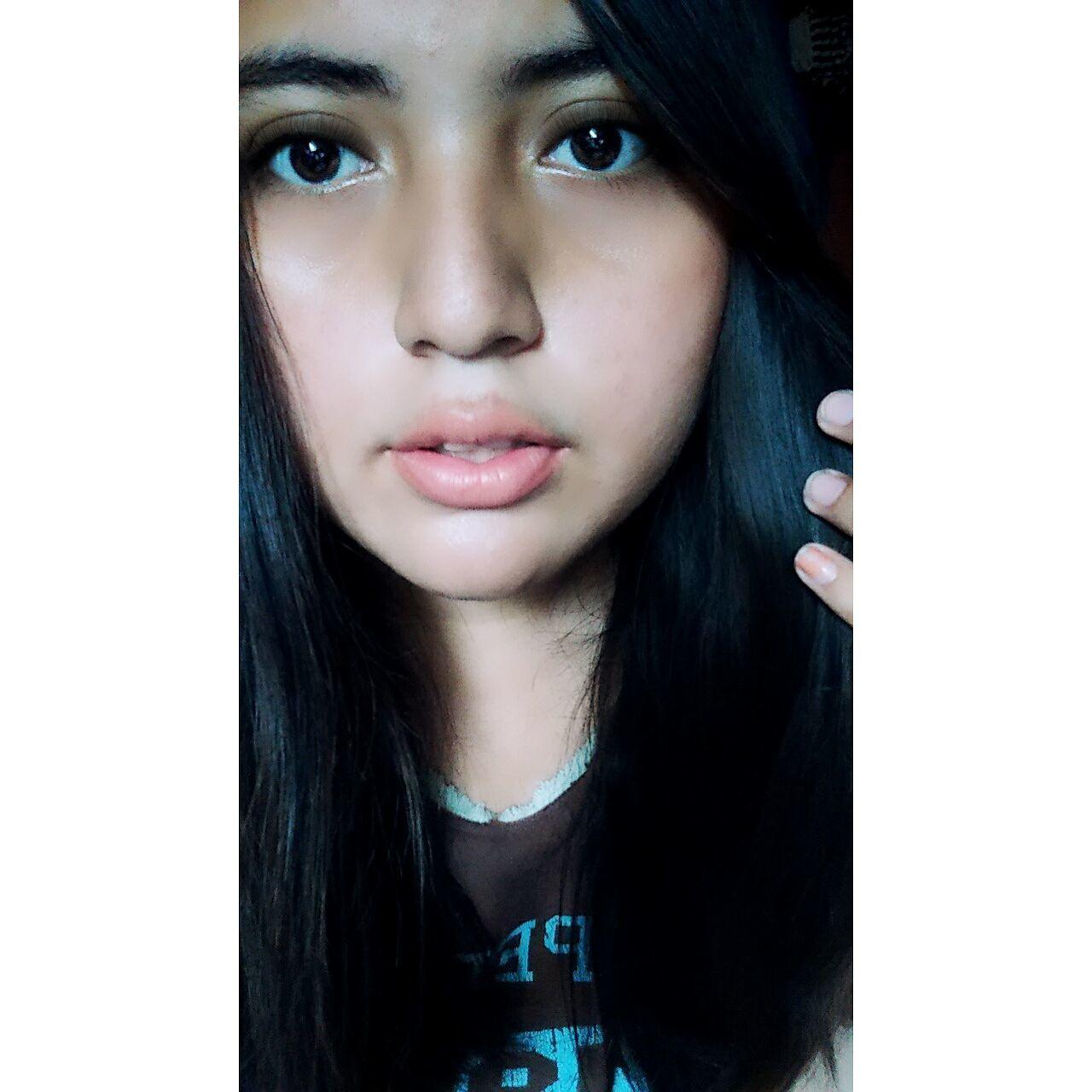 Never say never, ♥ One Person Beautiful Woman Model Beautiful Girl Hello World Beautiful ♥ girl #me eyes lips Sweet Dreams Goodgirl Beautiful Nature Love ♥