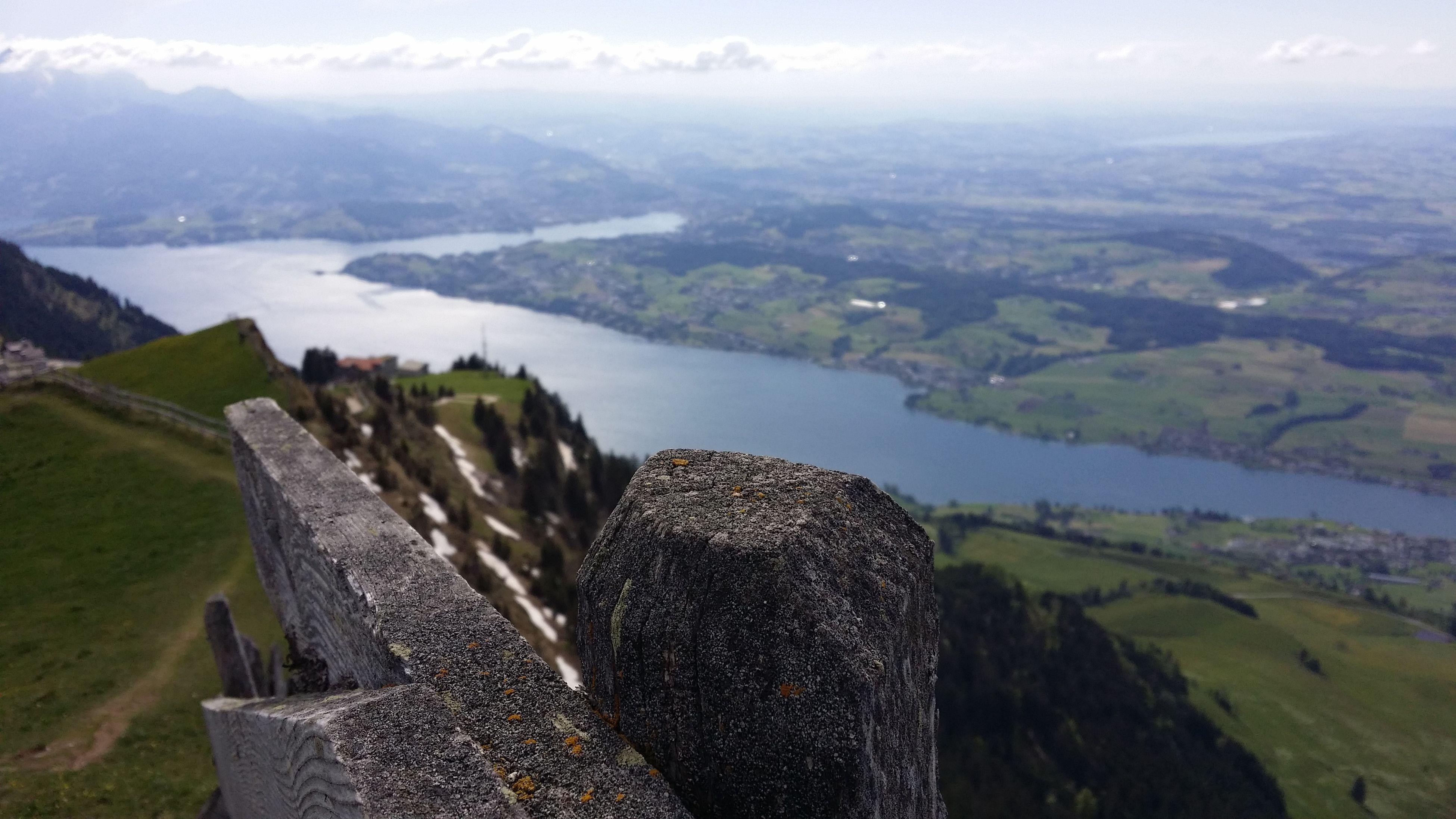 Beautiful Rigikulm Luzern Enjoying Life