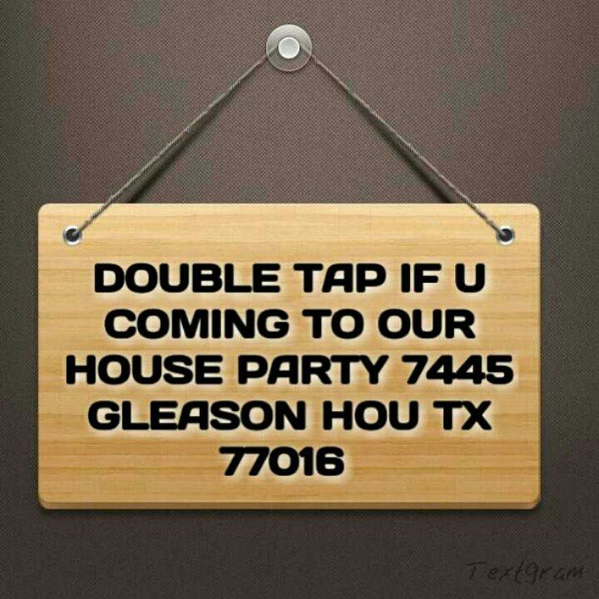 RT AfterDarkHousePARTY Tommorow Jan12 FREE liquor free Food ↓↓↓ 7445 gleason 77016 Dj Hurk In MIX!!! TURN UP!!! 2:00
