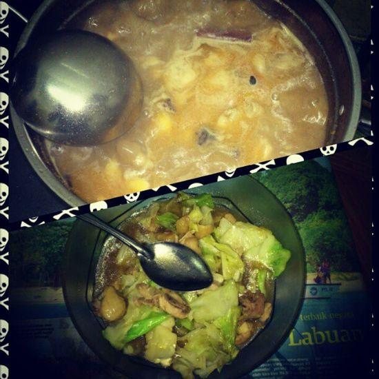 Makanmalam > Supayam gan sayur kobis