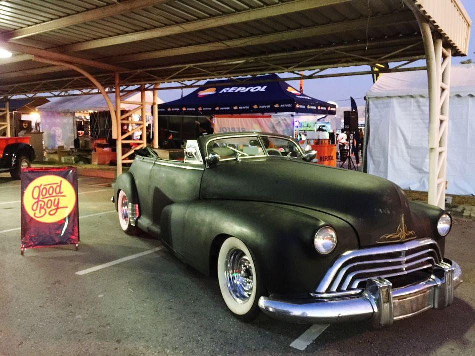 Vintage Cars Vintage Motor Show Chiang Mai Bike Week 2015 Consevative Car