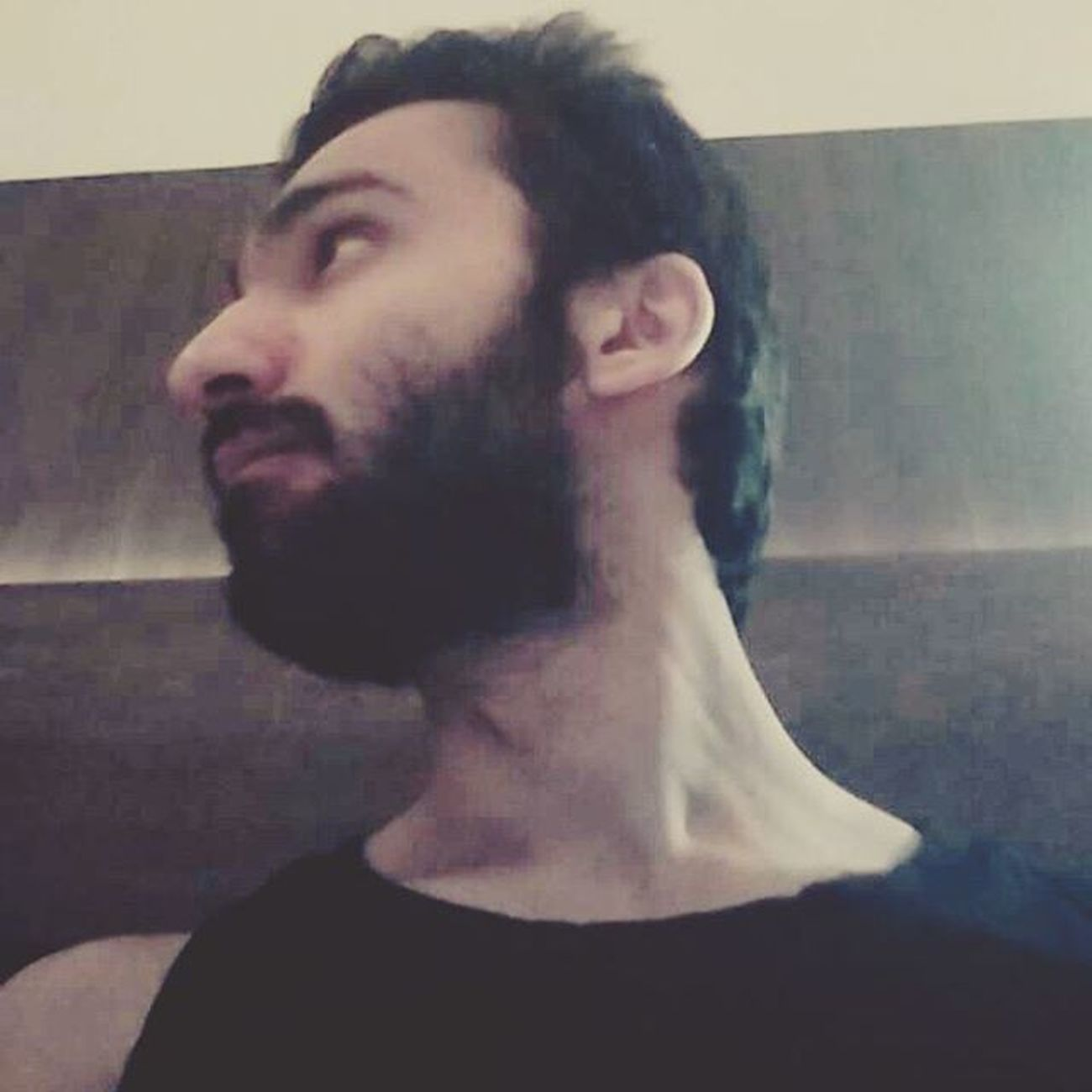 Adam's Apple And I. Adamsapple Wreckitralph Hippie Beardgang DelhiGram