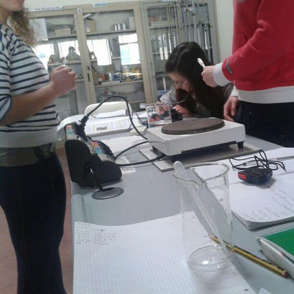 W la fisica! Piccolo Esperimento