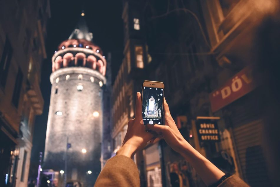 Cities At Night Istanbul EyeEm X Huawei - Cities At Night