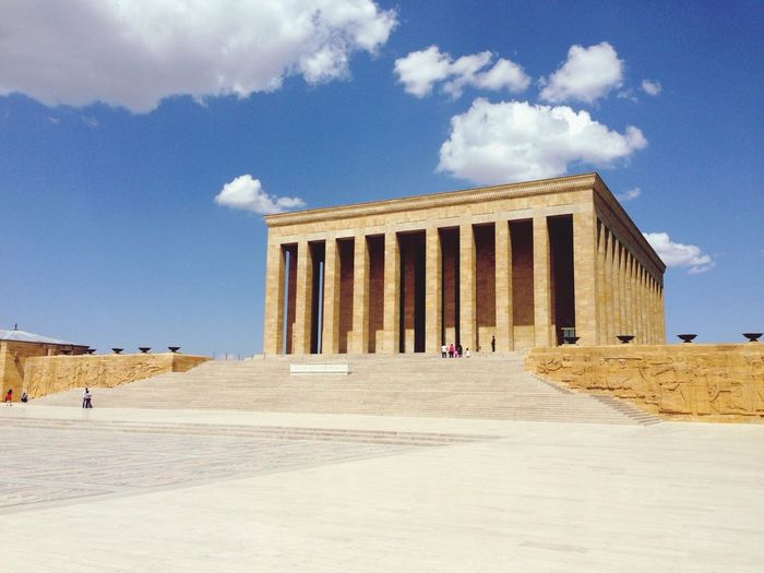 Architecture Atatürk Anıtkabir
