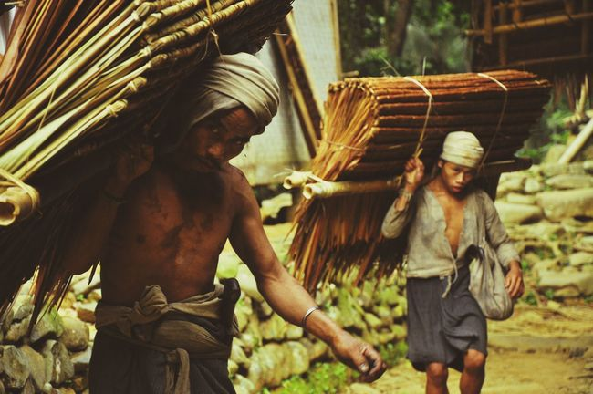 Baduy Baduy Trip Baduy Luar Baduy Tribe Village Life Culture Tradition Hay People People Photography Check This Out