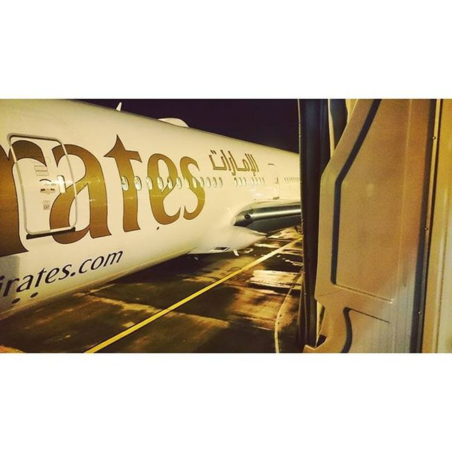 My new baby 😍👌✈ Boeing B77W B777 Emirates Emiratesairlines hellotomorrow