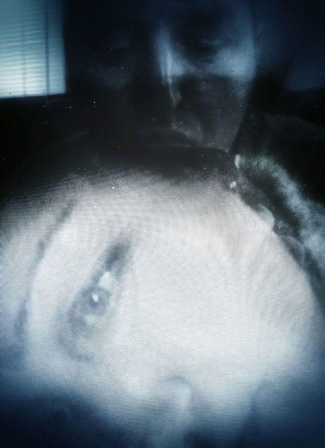 Spirit Transcending via Digital Medium. My Love❤ My Angel My Everything ♥ Transcending Love with @EyeEmMiniMe