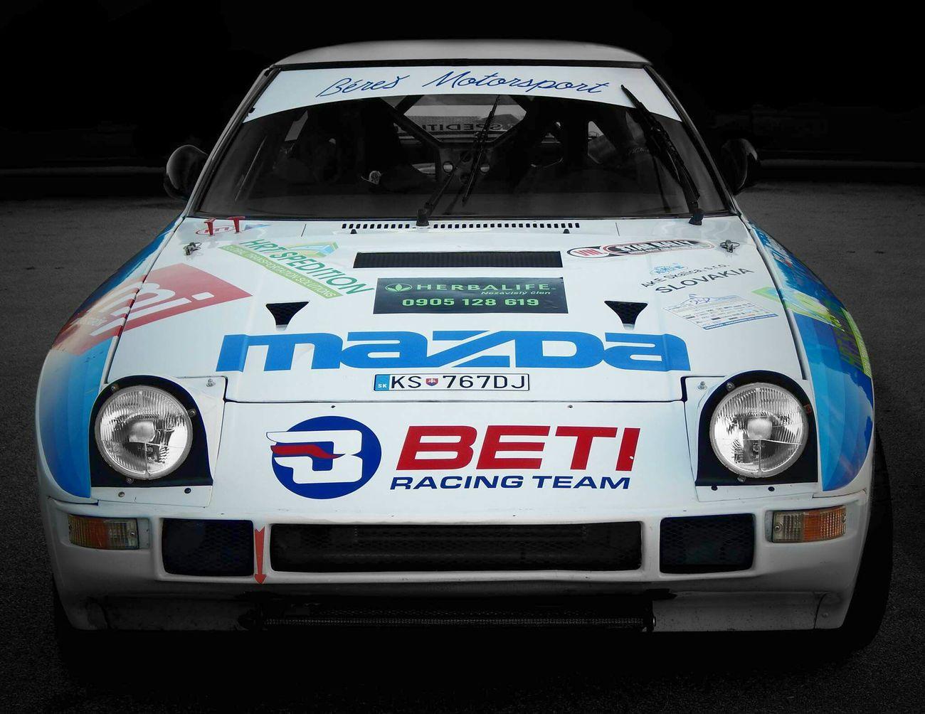 Mazda Historic Rally Rallycar Slovakia
