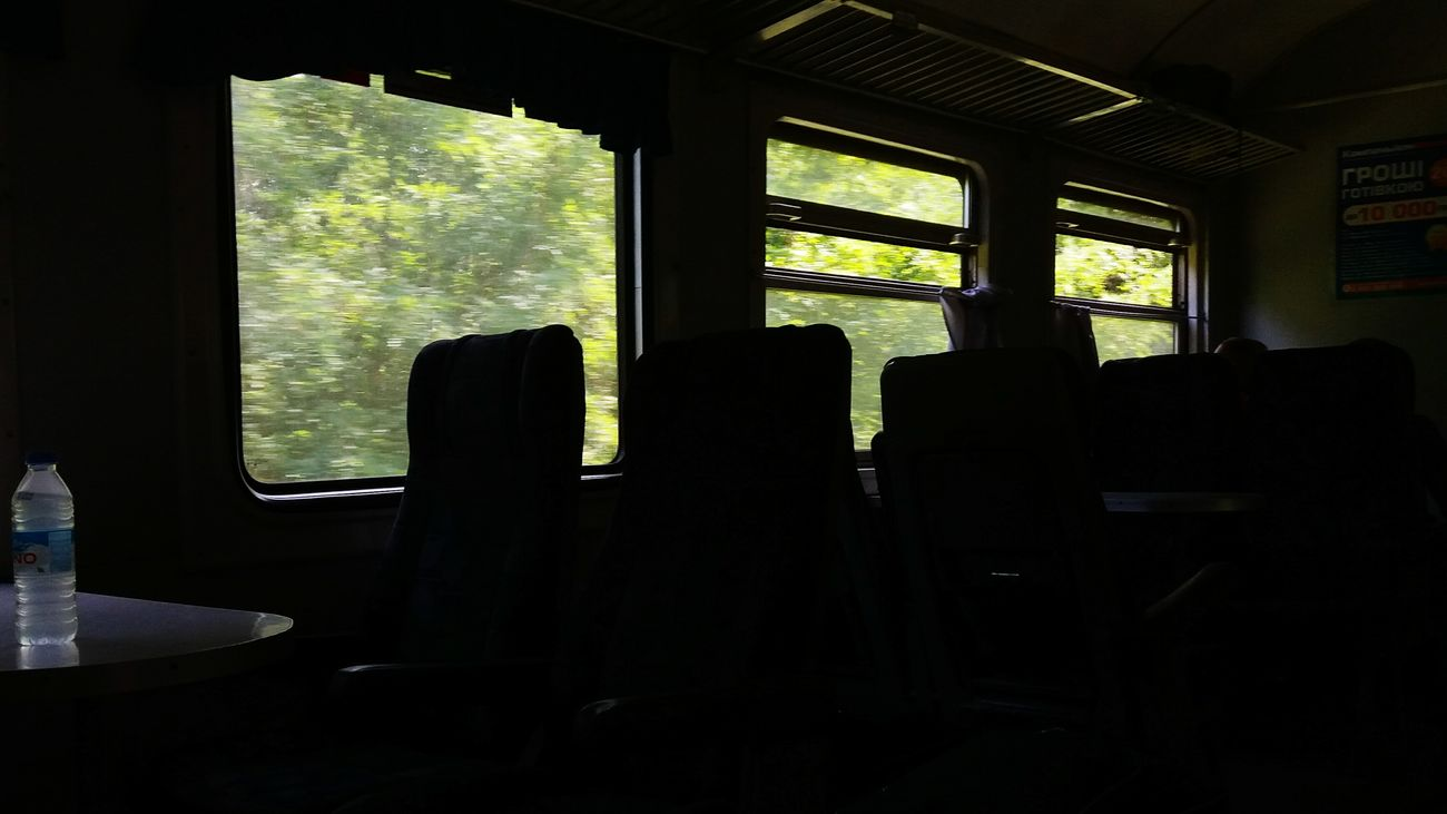 Train Windows View Green Green Green!  Roadside PhonePhotography Empty Places Love To Take Photos ❤