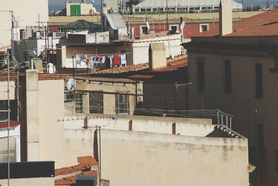 From The Rooftop Hidden Gems  EyeEm Eyeem Photography Photography Sonyalpha330 Streetphotography Morning Light Tarragona Cityscapes I Love My City The Tourist