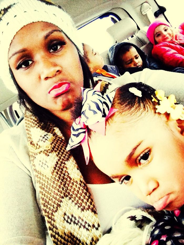 Our sad faces