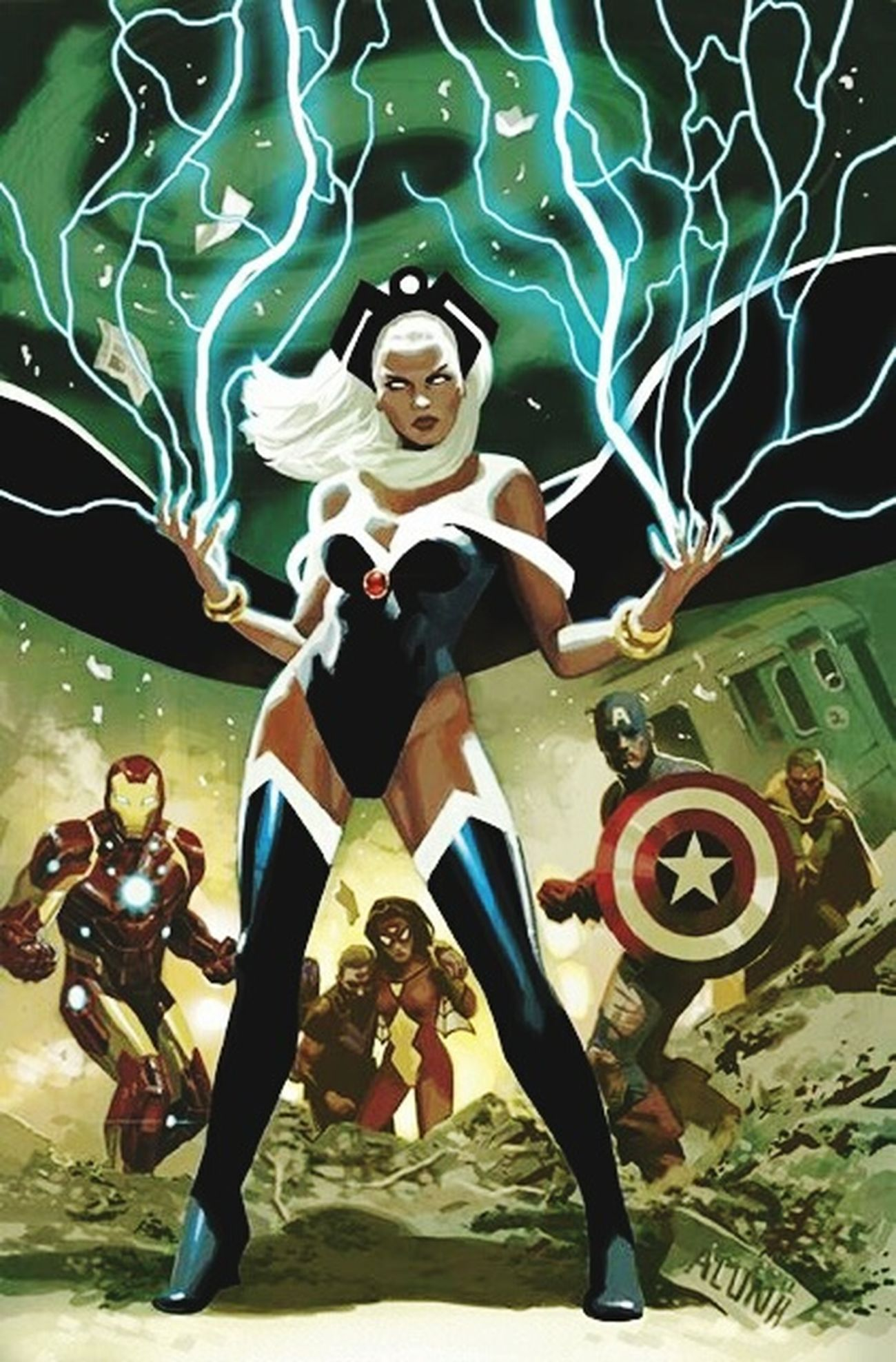 ⚡Storm⚡ one of my favorite X-men !! I freaking love her!!! IM SUCH A NERD? Storm Powerful Mutant Nerd Ororo Monroe Est.1975 I Summon The Winds Gay Gayguys