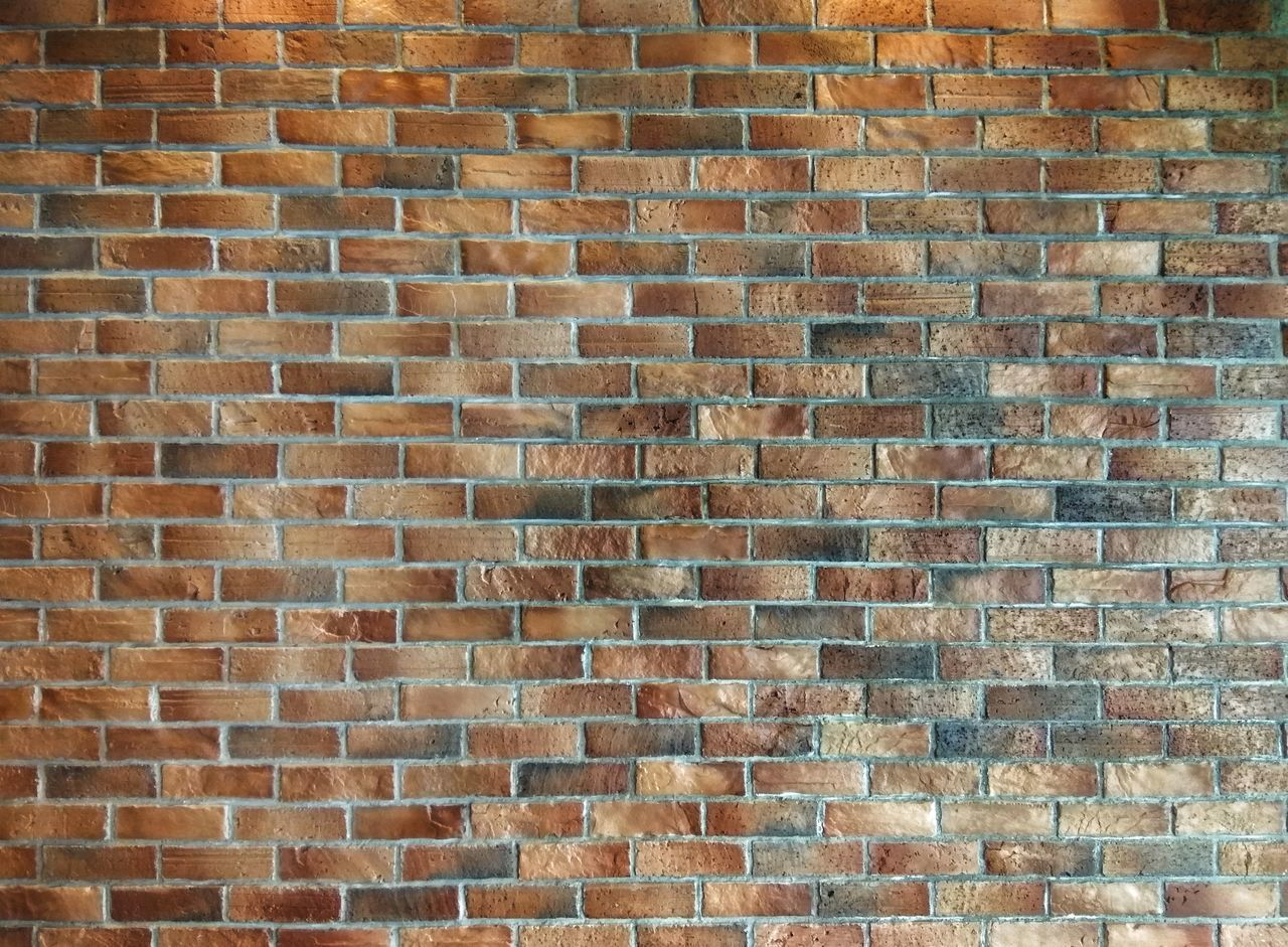 Brick Wall Backgrounds Full Frame Pattern Textured  No People Built Structure Architecture Close-up Day Outdoors Brick Brick Wall Bricks Brick Building Brickstones Bricks And Stones Bricks In The Wall Brickswork Design Designing Arrangements Sequence Sequence Shot Straight