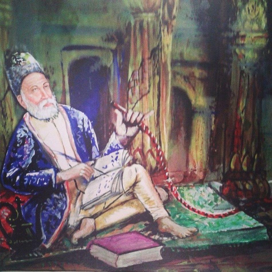 Shoot @Galib ki Haweli ChandiChowk Qasimjan Gali