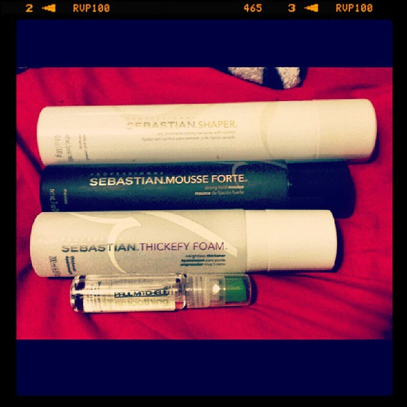 Im beginning my journey of being a product junky...I aint ashamed of it :) Cosmetologist  Hairstylist Beautyconsultant Capitoldoll sebastian paulmitchell sebastianshaper sebastianmousseforte sebastianthickefyfoam paulmitchellsuperskinnyserum
