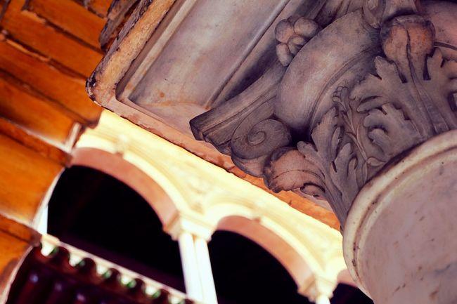 Sevilla Realesalcazares Palacio