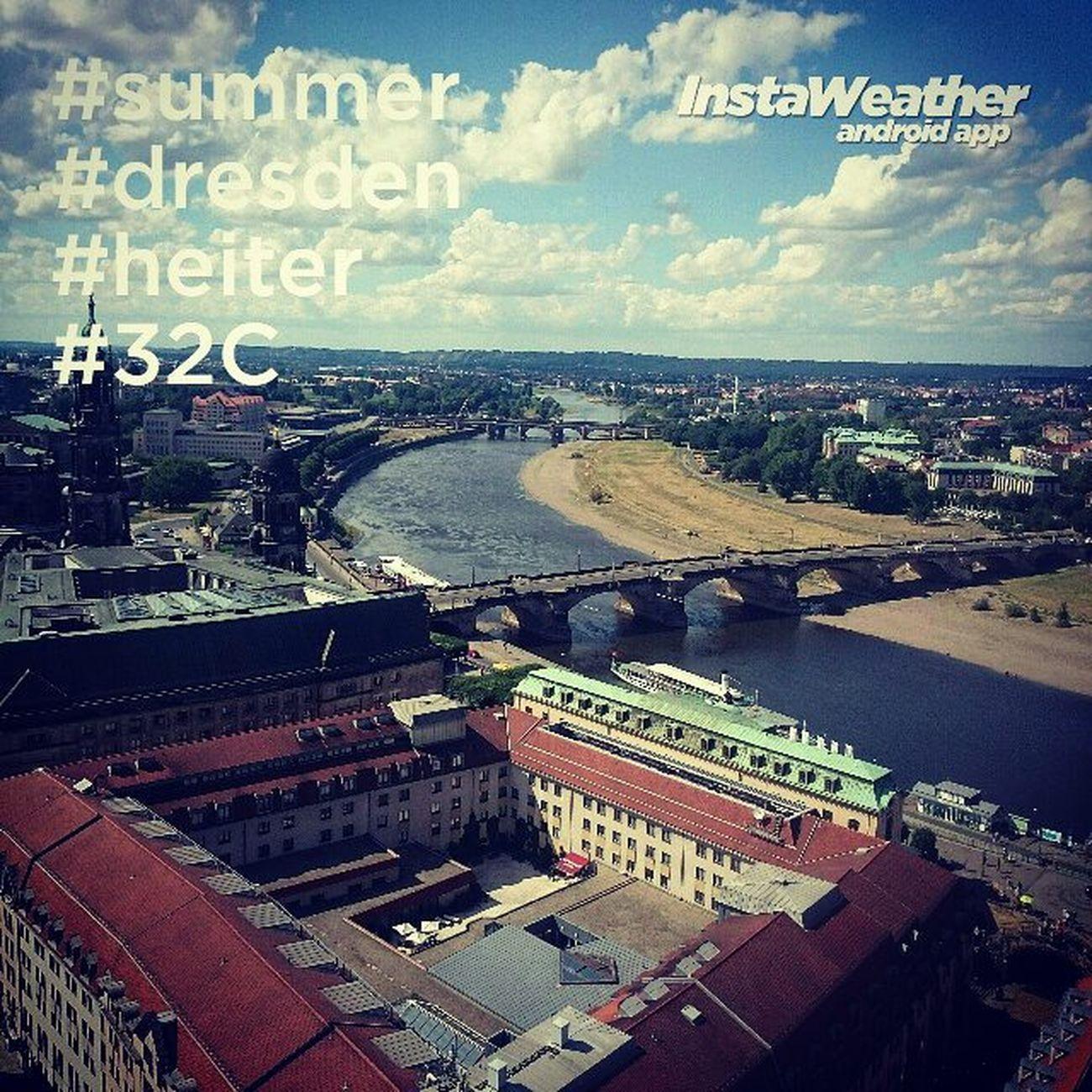 @instaweatherpro Instaweather Instaweatherpro Weather Wx Android Dresden Frauenkirche Urlaub Summer und Lea