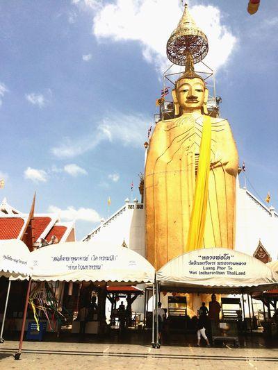 Bigbuddha Amazing Hotweather Enjoying Life