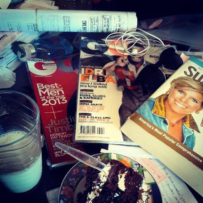 MySunday GQmag ? Movies ChocCakeandMilk ImEasy ?