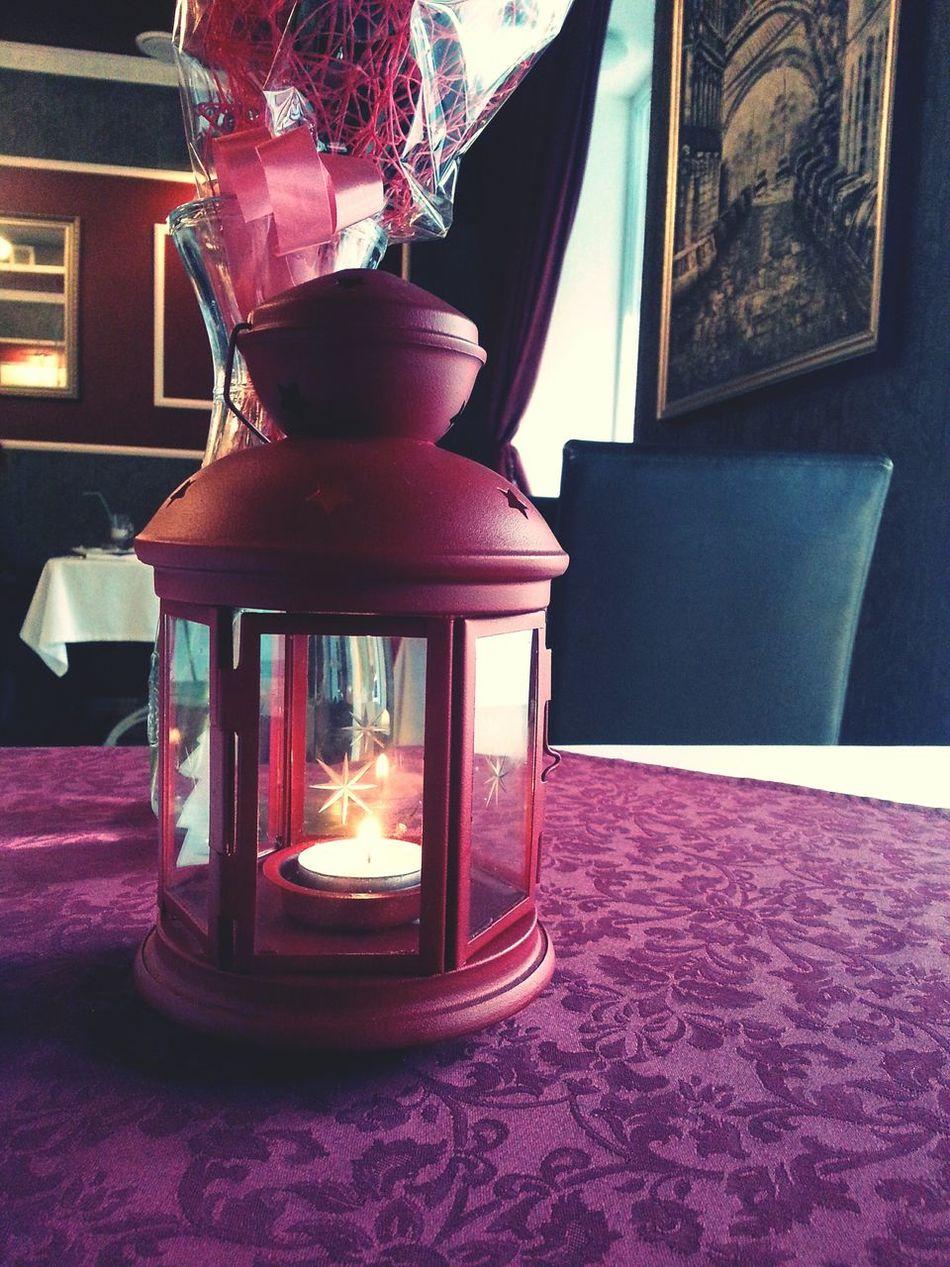 Lamp Fire Love The anniversary~