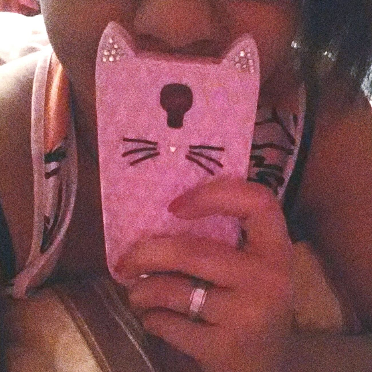 New phone case ♡ Phonecase New Girl Girly Follow Kittypurry