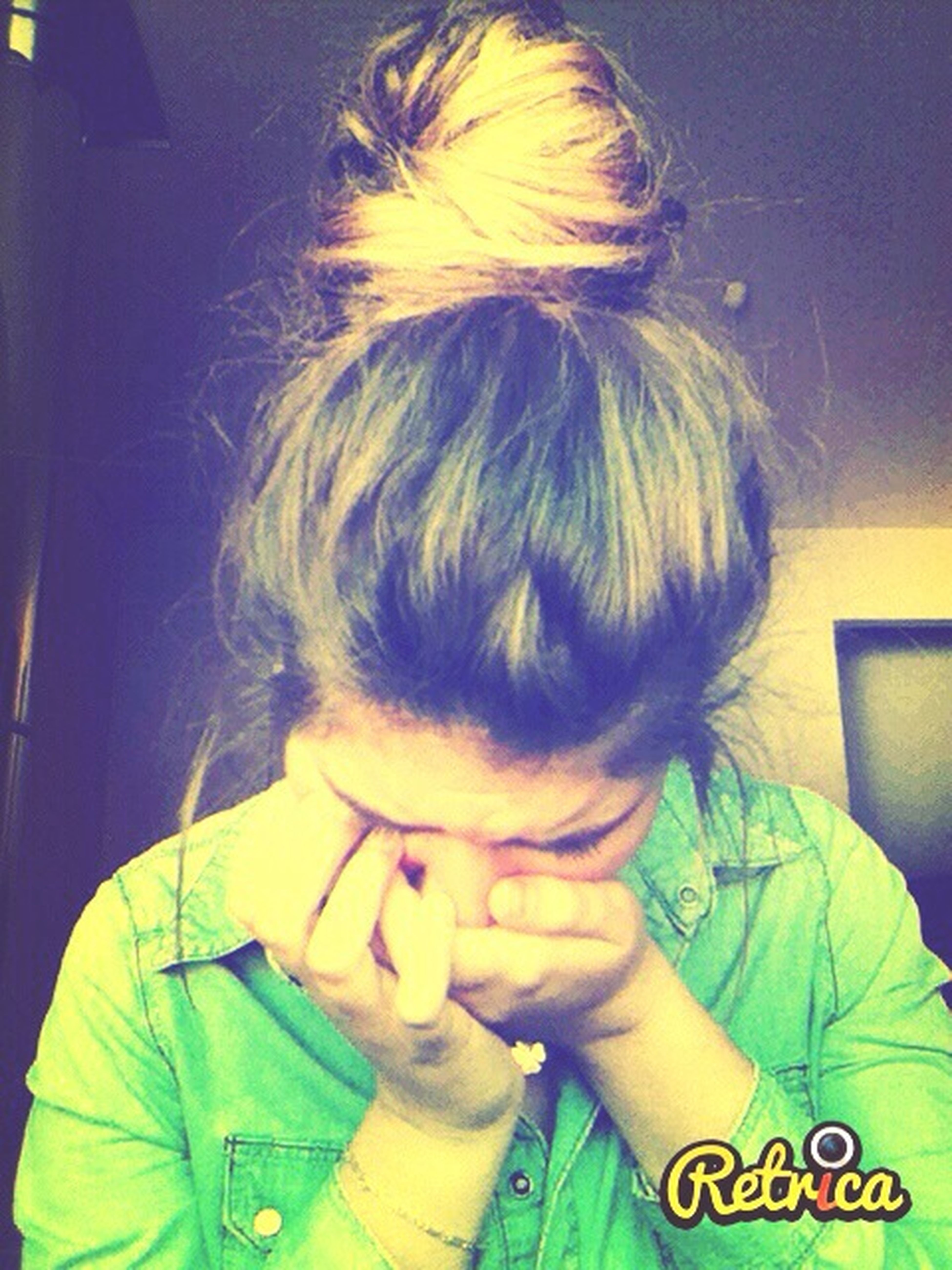 be alone. Hi! That's Me Taking Photos Sadness