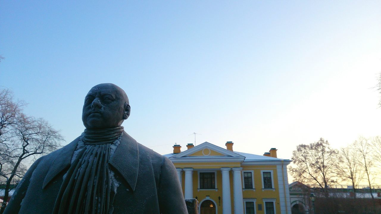 Peter The Great Memorial, Saint Petersburg. Showcase: January Sony Xperia Zr Mobile Photography Mobilephotography Historical Building Historical Place No People Monument Sculpture