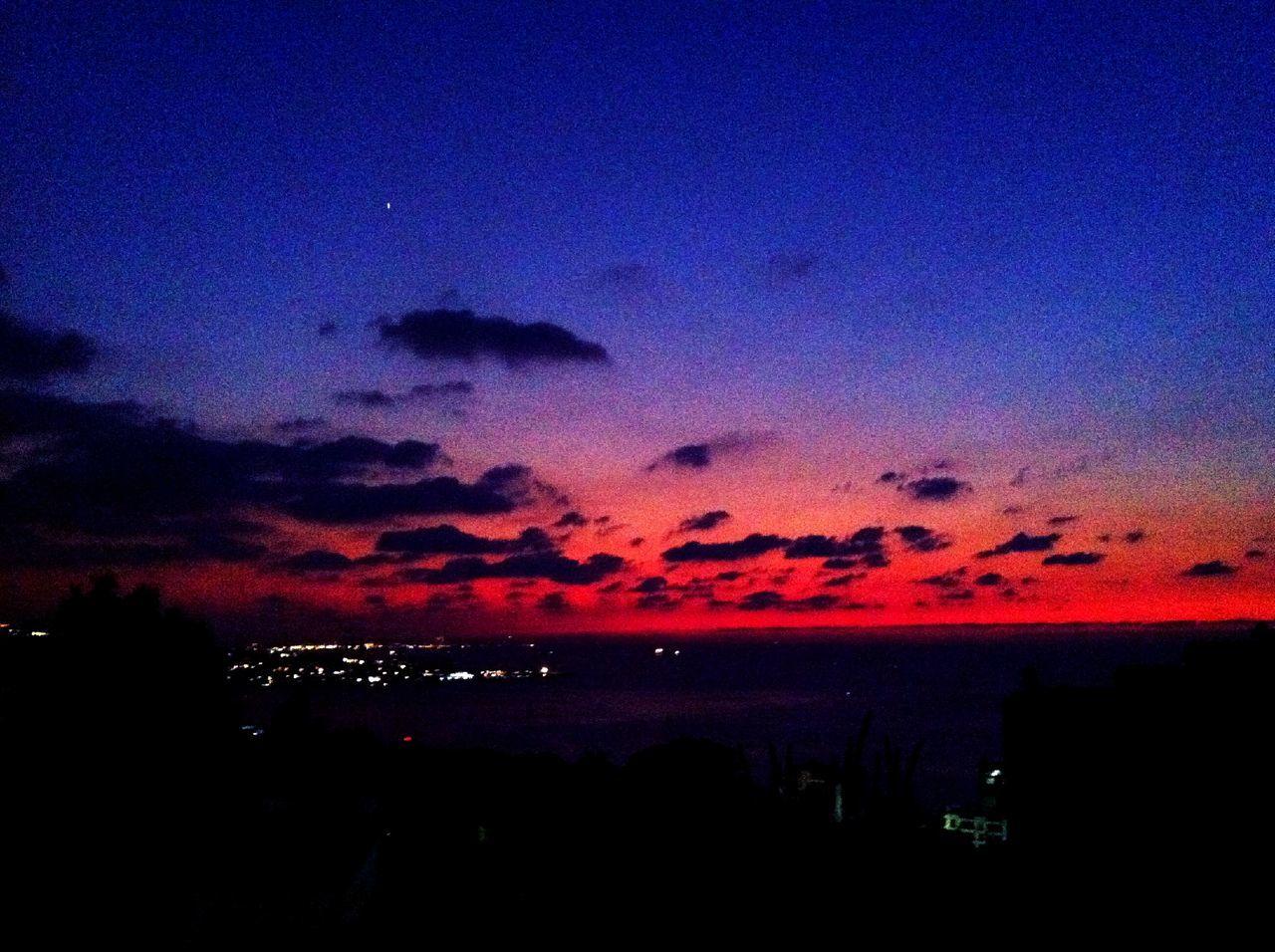 sunset in Jounieh Sunset