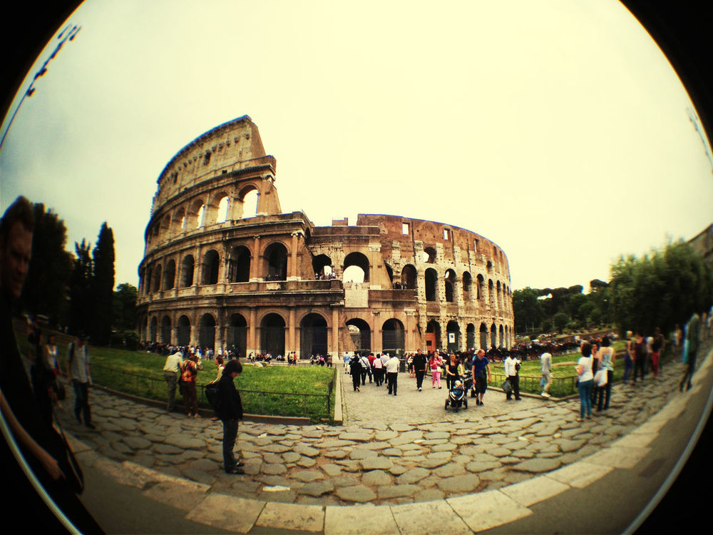 Colosseo by Vee_Bee